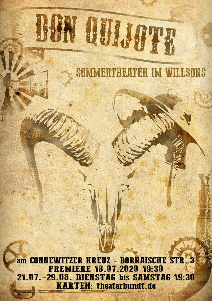 Don Quijote - Plakat